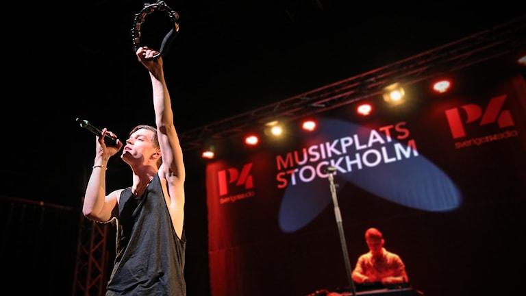 State of sound i Musikplats Stockholm. Foto: Helen Ling/Sveriges Radio.