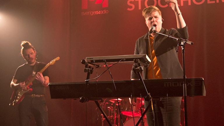 Robin Stjernberg Musikplats Stockholm