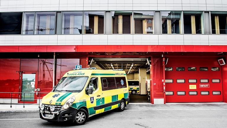 Återigen har sjukhuset Nya Karolinska i Solna gått upp i stabsläge på grund av IT-problem (arkivbild).