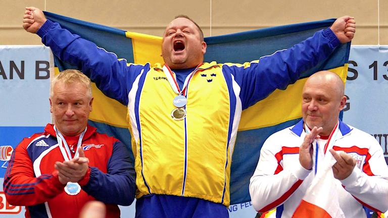 Mikael Jaldefors. Foto: Jimmy Werner.