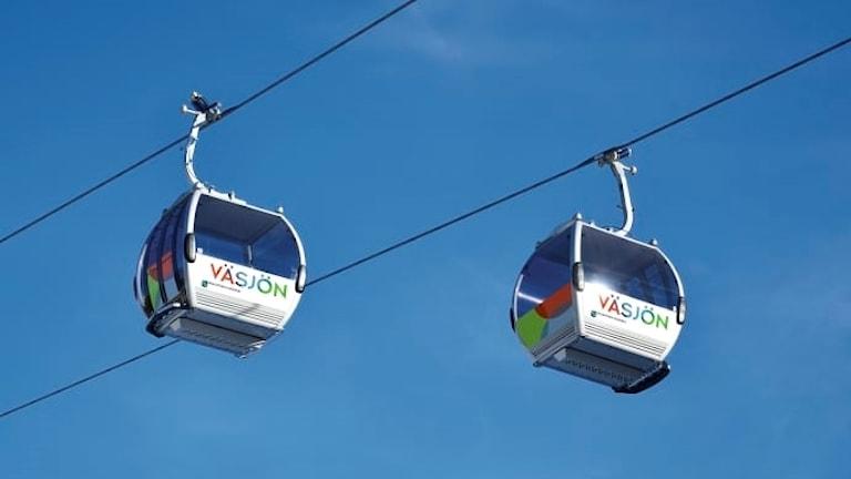 Linbana kan bli framtidens kollektivtrafik i Sollentuna.