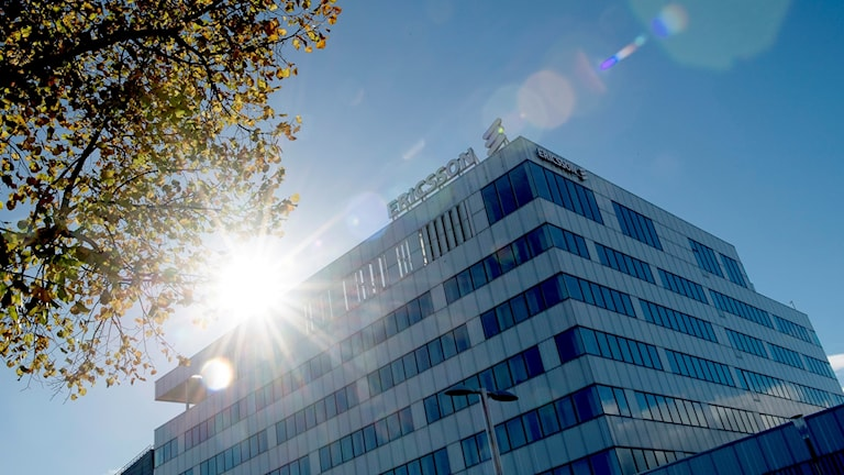 Ericssons kontor i Kista