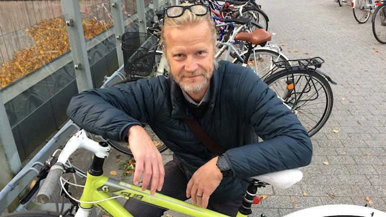 Klas Elm, VD Svensk Cykling