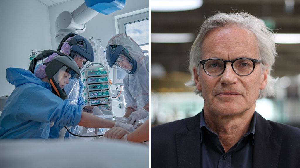 Johan Bratt, chefläkare i Region Stockholm.