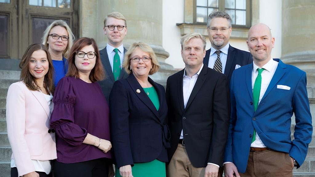 Stockholm läns landstingråd.