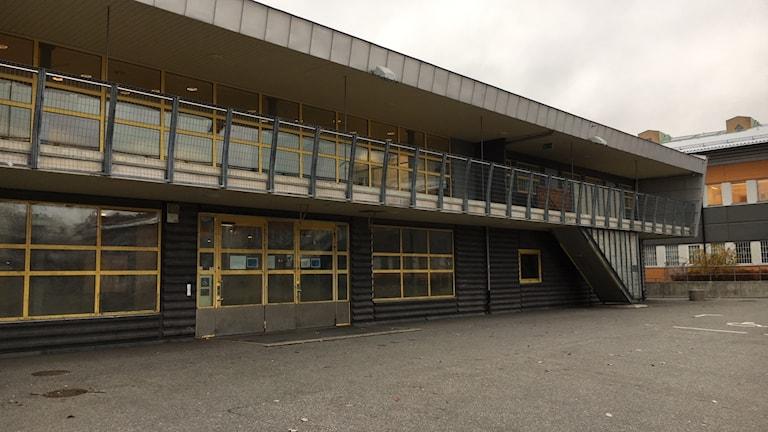 Ungdomens hus i Rinkeby.