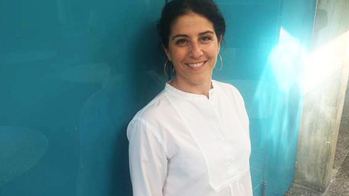Dilsa Demirbag-Sten på Berättarministeriet vill ha mer ny teknik i undervisningen.