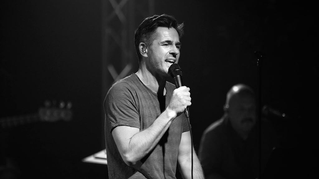 Peter Jöback på Musikplats Stockholm
