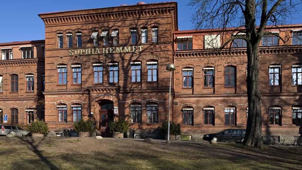 Ny intensivvårdsavdelning öppnas på Sophiahemmet efter nyår.