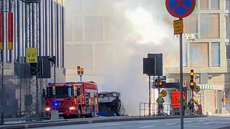 Bussbranden i mars