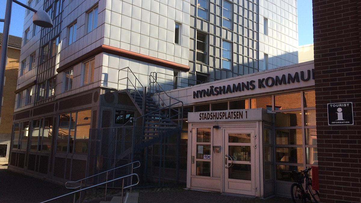 Nynäshamns kommun har hyrt in konsultrektorer