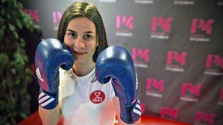 Boxaren Milica Avramovic