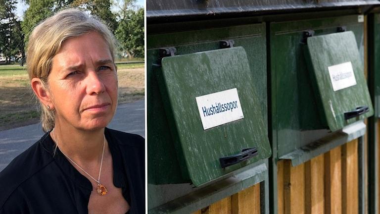 Johanna Ragnartz, vd på Håll Sverige Rent.