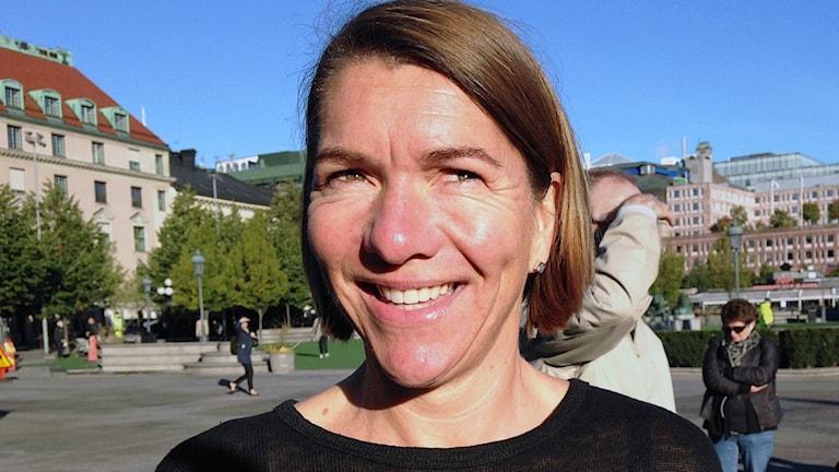 Norska piloten Ellen Dahlqvist