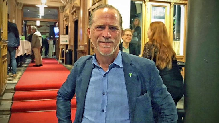 Daniel Helldén Miljöpartiet