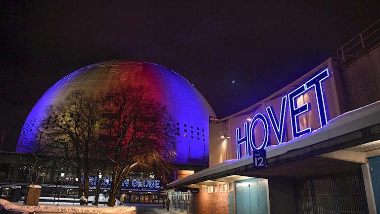 Hovet Globen