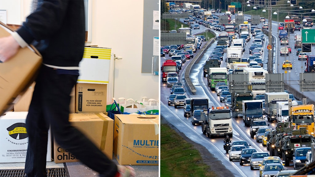 Nu flyttar fler från Stockholms län än till länet.