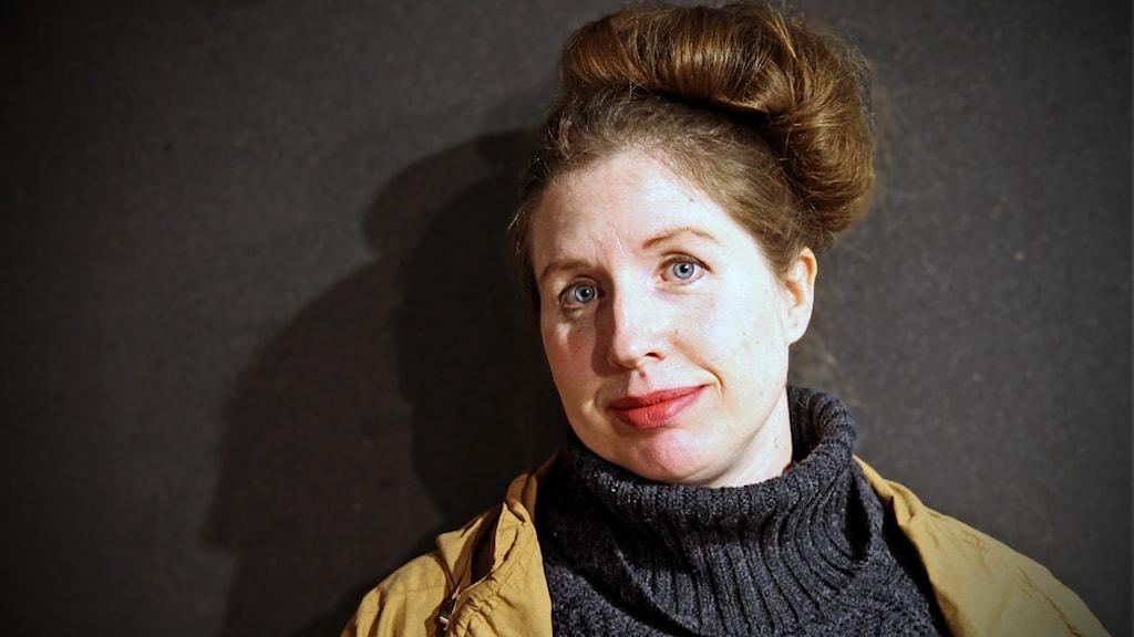 Sarah Nilsson i P4 Stockholm