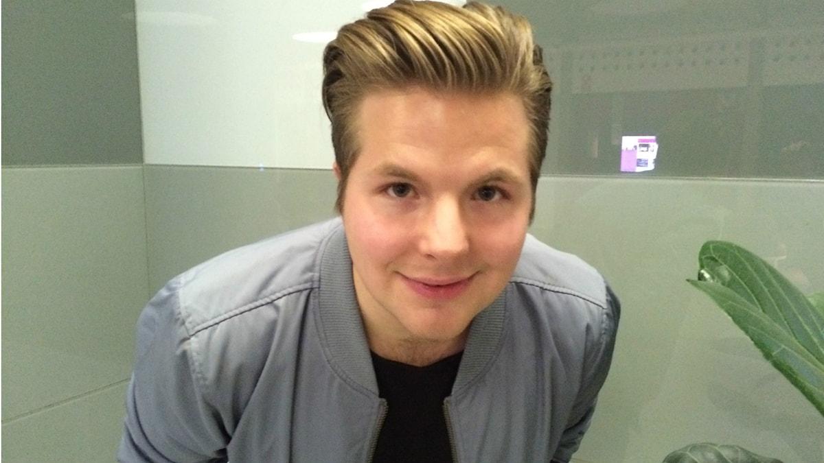 Robin Stjernberg.