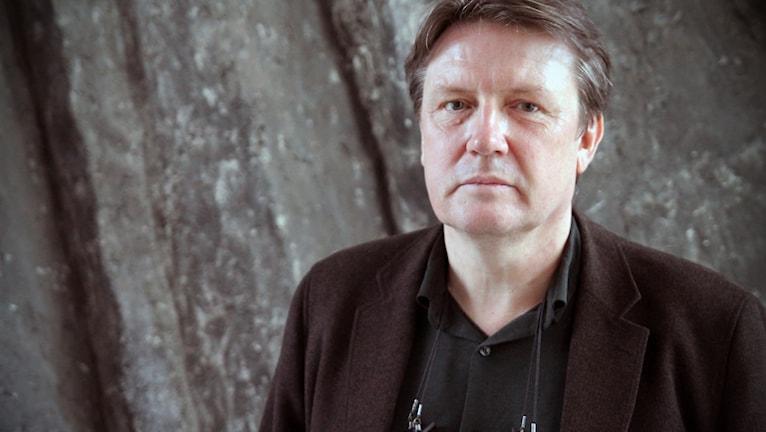 Arne Ankas skapare, Charlie Christensen.