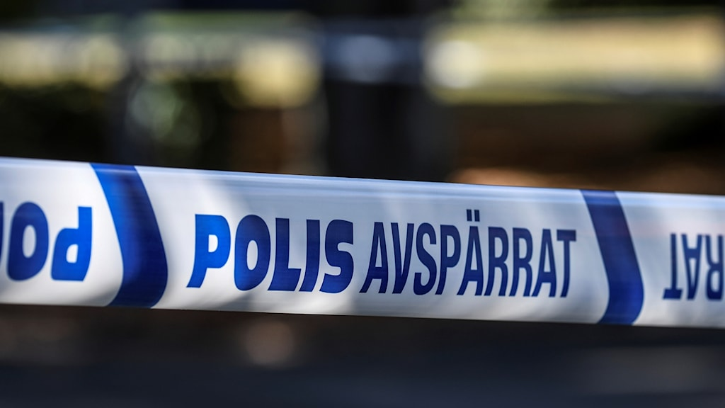 Polisavspärrningar