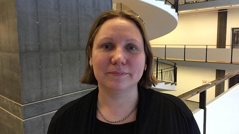 Anna Medin, jurist på Skolverket.