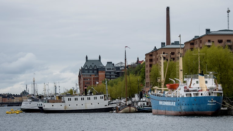 Söder Mälarstrand på Södermalm i Stockholm (arkivbild).
