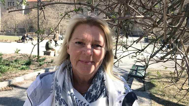 Ann-Marie Westberg, polis