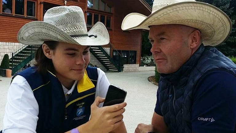 Felix Larsson och Anders Josefsson.