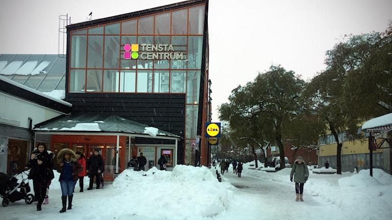 Tensta Galleria