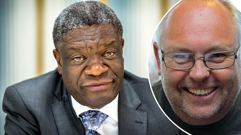 Denis Mukwege Lasse persson
