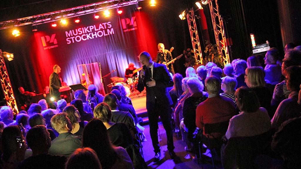 Weeping Willows i Musikplats Stockholm.