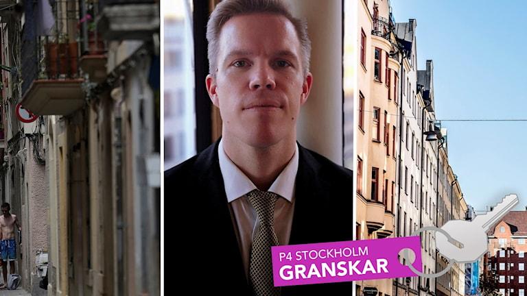 Bild på lägenhet i Barcelona, Martin Hofverberg och Vasastan i Stockholm