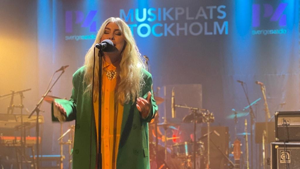 Miss Li, Musikplats Stockholm.