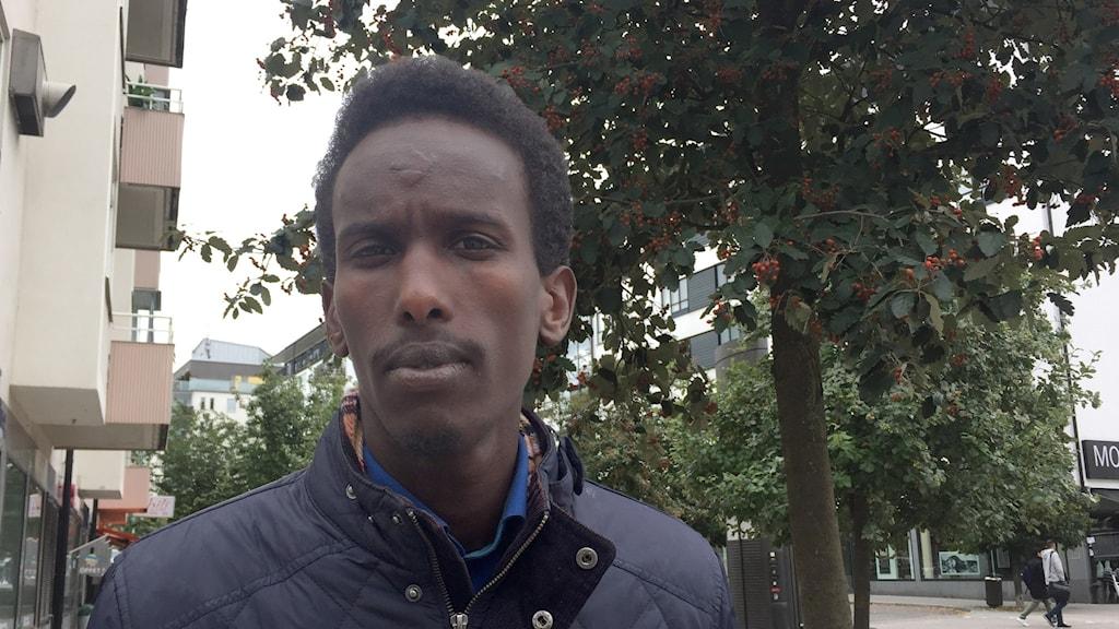 Mohammed Nuur ordförande för socialdemokraterna i Tensta