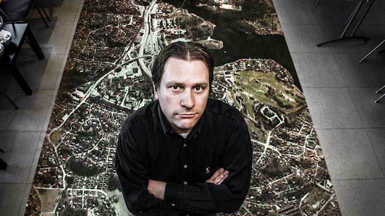 Olle Reichenberg, moderat kommunalråd i Danderyd