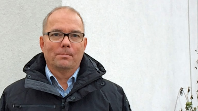 Per Granhällen är säkerhetsstrateg i Kista Rinkeby stadsdel