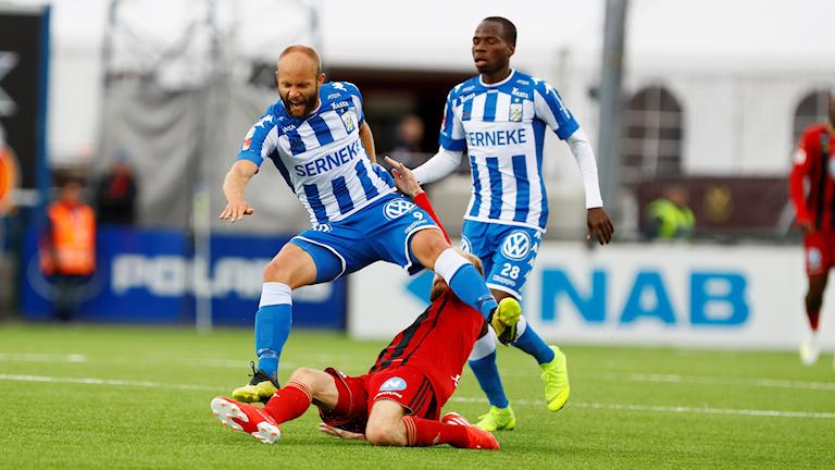IFK Göteborg mot Östersund.