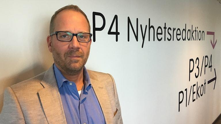 Robert Karlsson, polismästare i Göteborg