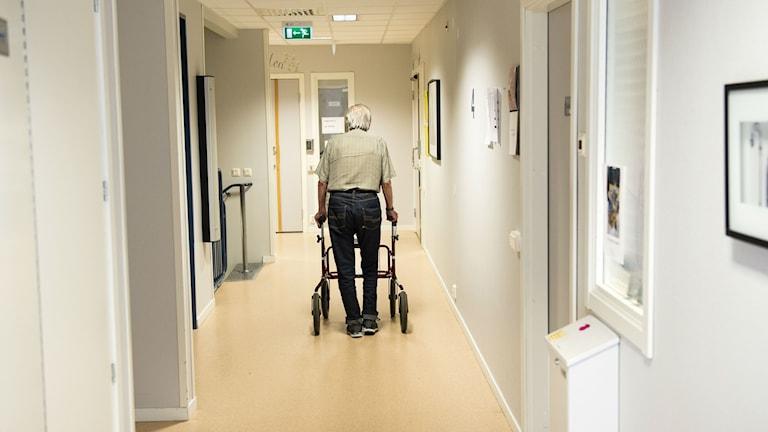 Många äldre blir isolerade i skuggan av coronapandemin.