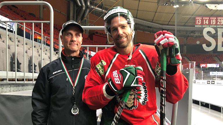 Roger Rönnberg, Joel Lundqvist