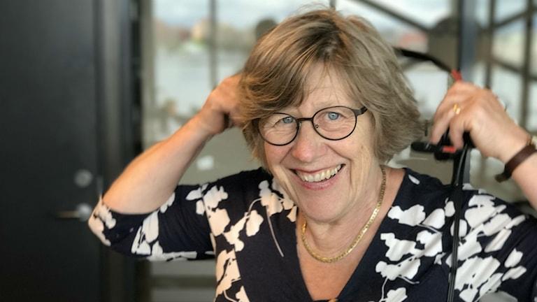 Agnes Wold aktuell med ny praktika för blivande föräldrar.