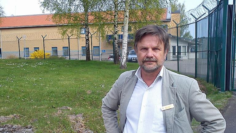 Psykologen Bengt Hasselrot. Foto: Lasse Nilsson/Sveriges Radio.