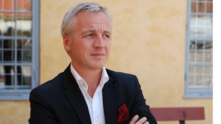 Mikael Fellenius är ny vd för Göteborgs filmfestival.