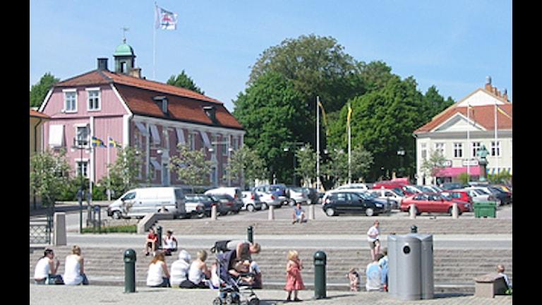 Alingsås  Foto: Lasse Nilsson