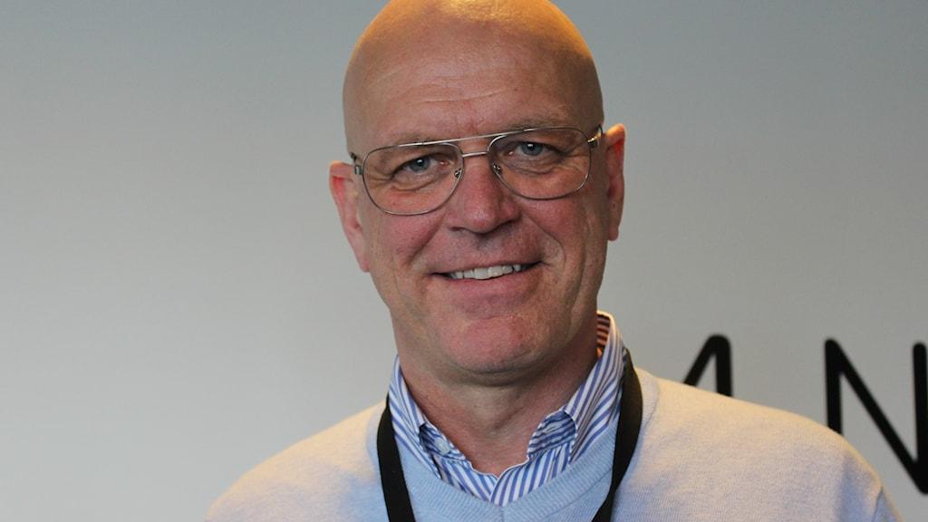 Polisområdeschef Storgöteborg Erik Nord