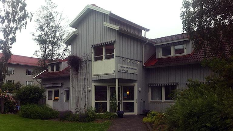 Ungdomsmottagningen i Frölunda.