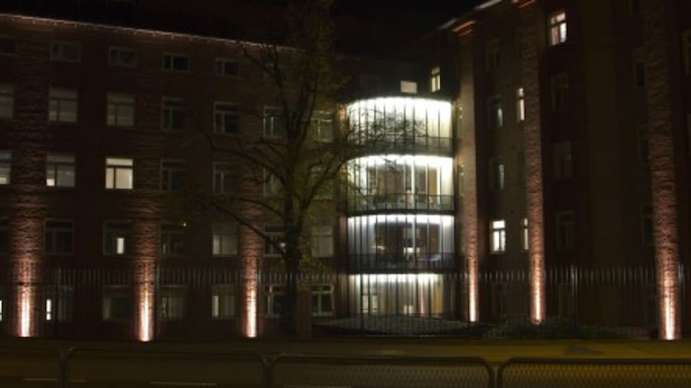 Jubileumskliniken. Foto; Sahlgrenska Universitetssjukhuset.