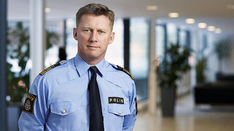Ny länspolismästare i Västra Götaland: Klas Friberg