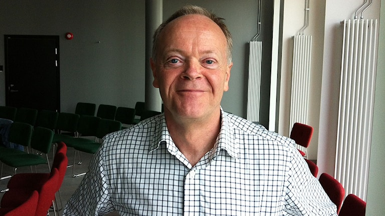 Sven-Åke Lindgren, professor i sociologi.